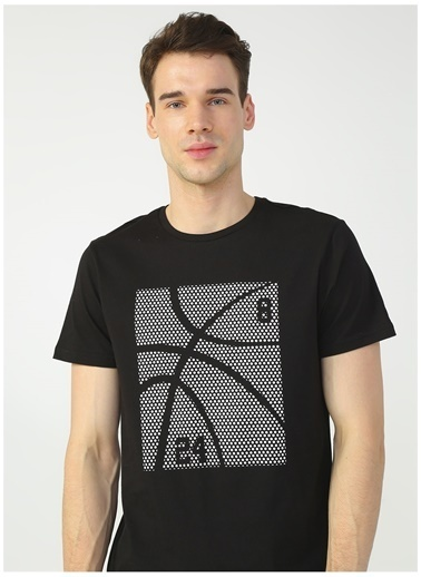 Fabrika Sports Fabrika Siyah T-Shirt Siyah